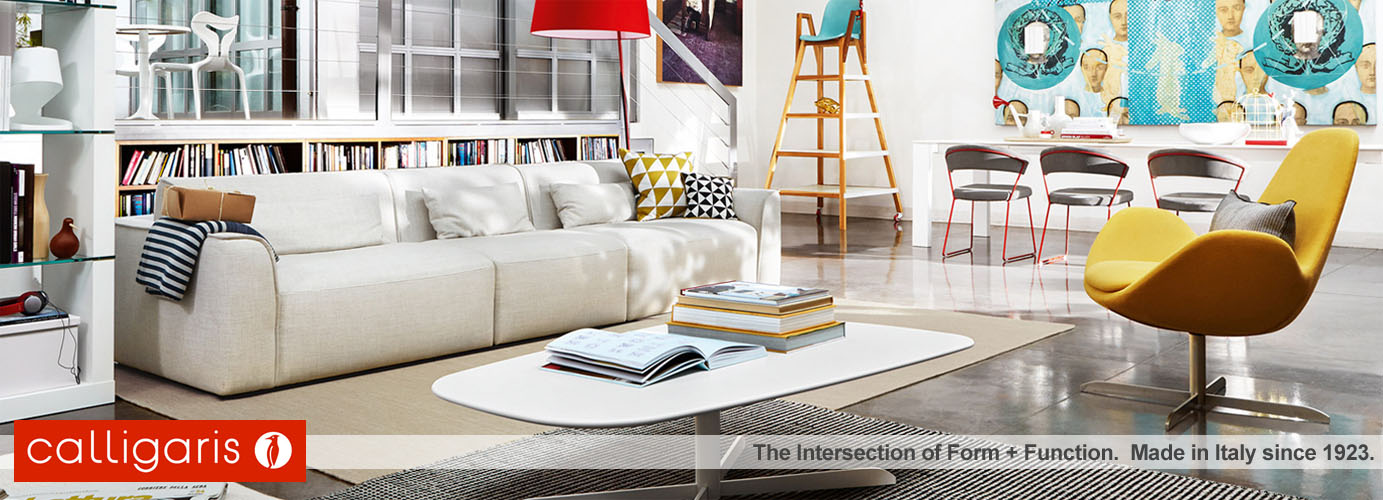 Calligaris Furniture - Calligaris Dining Tables, Chairs, Bedroom Furniture and More