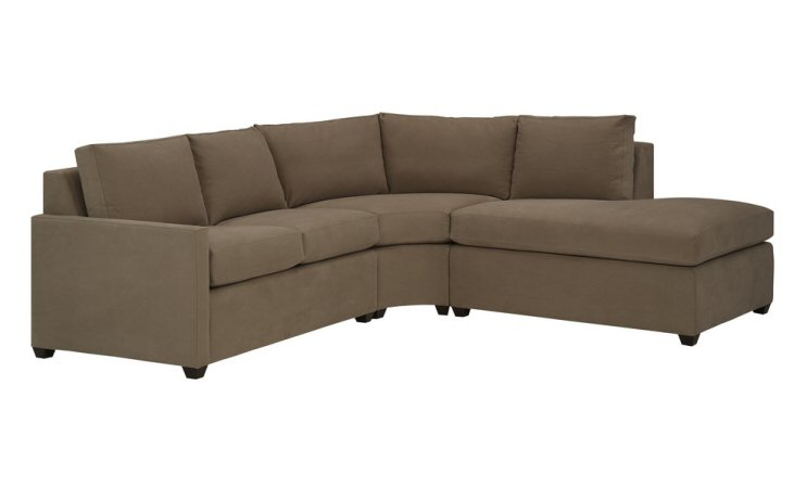 Phenomenal Lazar Terra Ii Sectional Sofa Free White Glove Delivery Creativecarmelina Interior Chair Design Creativecarmelinacom