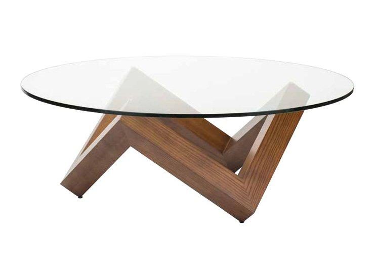 Como Wood Coffee Table. Previous; Next
