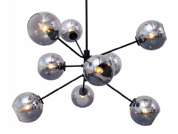 Atom Pendant  sc 1 st  Modern Essentials & Nuevo Living Atom Pendant Light azcodes.com