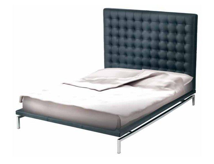 Moving size mattresses box full
