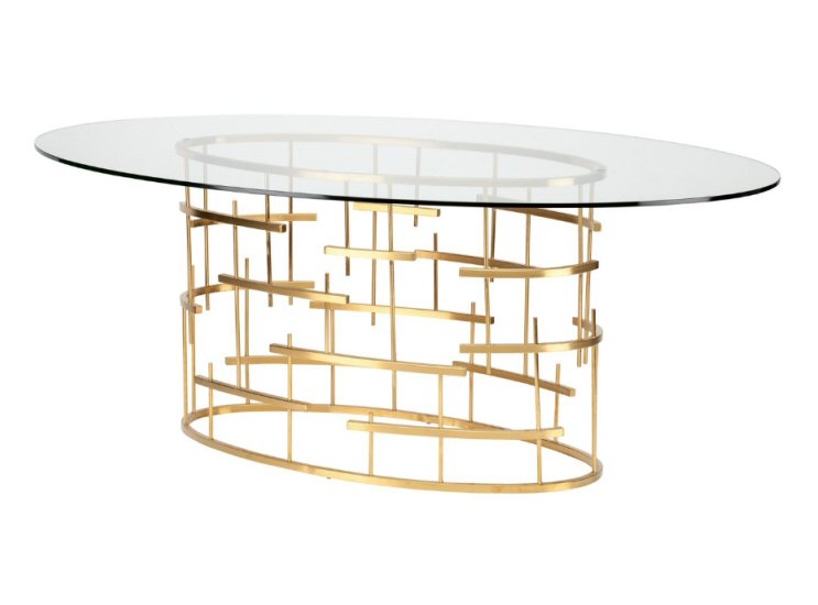 Tiffany Oval Table. Previous; Next