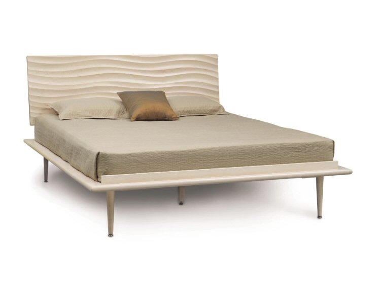 Copeland Furniture Wave Bed - Free Shipping