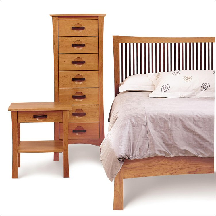Copeland Furniture Berkeley Bed Free Shipping