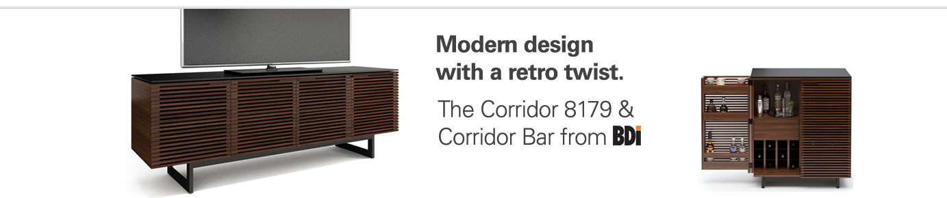 The BDI Corridor 8179 & Corridor Bar from BDI