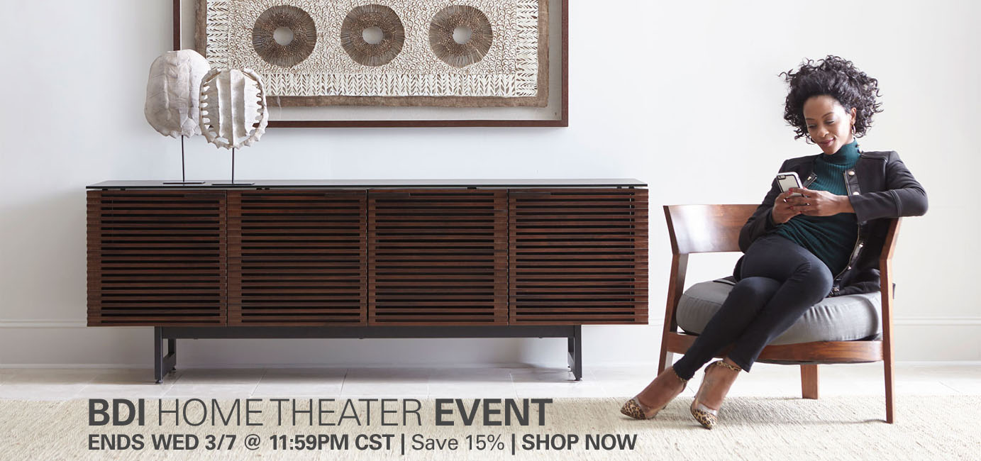 BDI Home Theater Event - Save up to 15% for a limited time