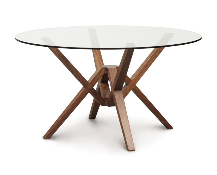 Copeland Furniture Exeter Round Dining Table