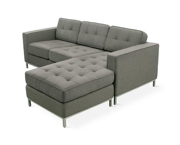 gus small sectional sleeper sofa taraba home review convertible sectional sleeper sofa with storage IKEA Sleeper Sofas Sofa Bed