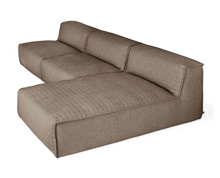 Excellent Gus Modern Nexus Sectional Sofa Gamerscity Chair Design For Home Gamerscityorg