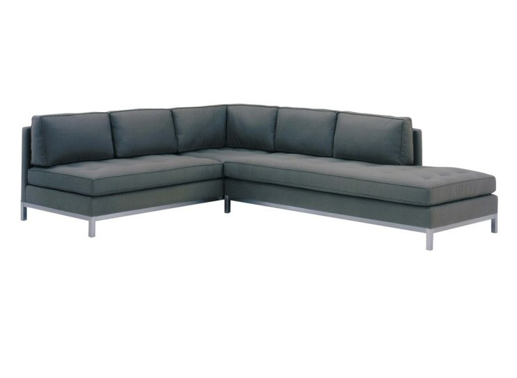 Lazar Series W Sectional Sofa Free White Glove Delivery Upgrade