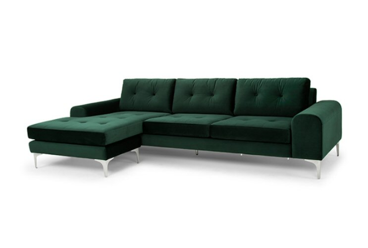 Nuevo Living Colyn Sectional Sofa - Free Shipping