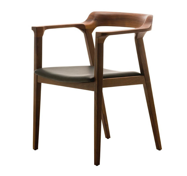 Nuevo Brie Dining Chair Black: Nuevo Living Caitlan Dining Room Chair