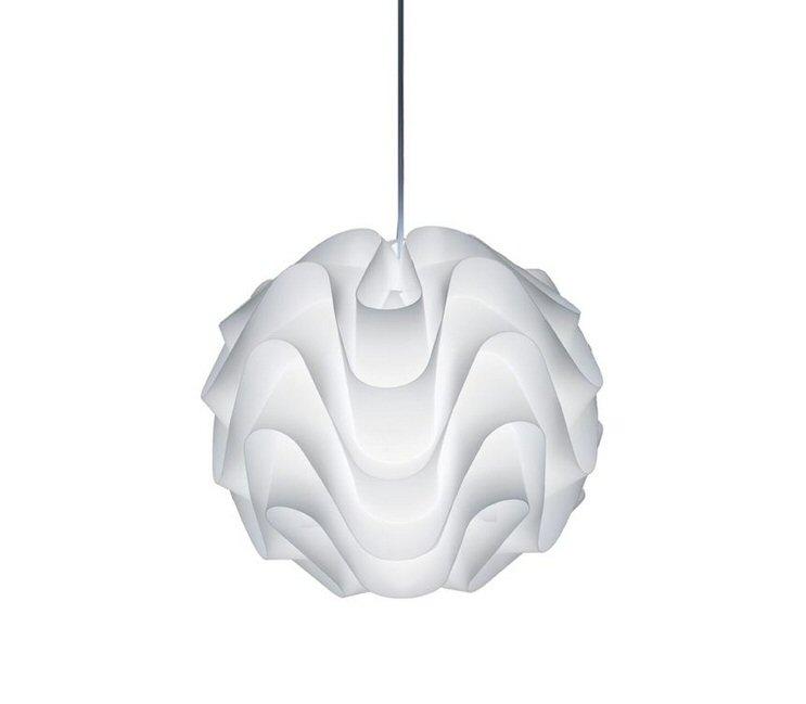 meringue pendant light by nuevo living free shipping