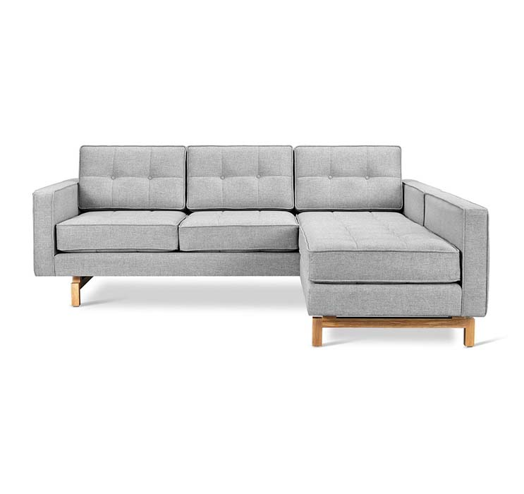 Pleasing Gus Modern Jane 2 Loft Bi Sectional Sofa Download Free Architecture Designs Viewormadebymaigaardcom