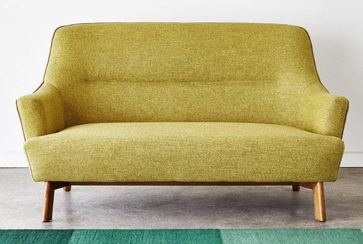 Marvelous Gus Modern Hilary Loft Sofa Pabps2019 Chair Design Images Pabps2019Com