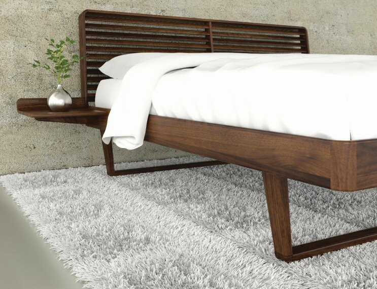 Copeland Furniture Contour Bed Free Shipping