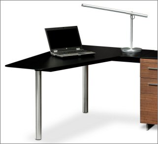 Sequel 6018L Peninsula Desk