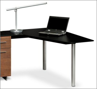 Sequel 6018R Peninsula Desk