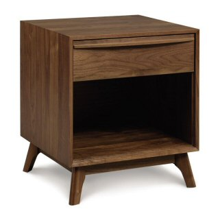 Catalina One-Drawer Nightstand