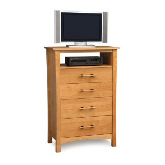 Monterey Four-Drawer TV Organizer Chest