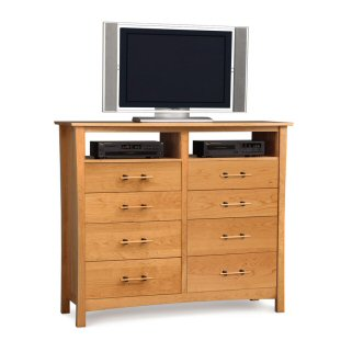 Monterey Eight-Drawer TV Organizer