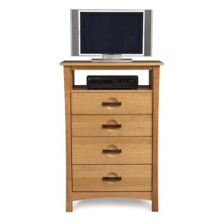 Berkeley Four-Drawer TV Organizer