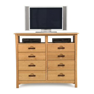 Berkeley Eight-Drawer TV Organizer