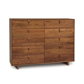 Keaton Ten-Drawer Dresser