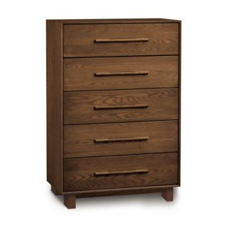 Sloane Five-Drawer Wide Chest