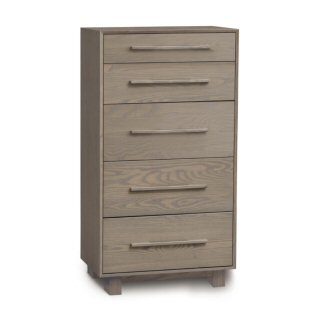 Sloane Five-Drawer Narrow Chest