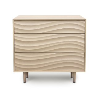 Wave Three-Drawer