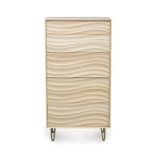 Wave Five-Drawer Chest
