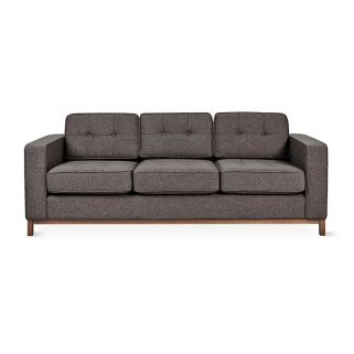 Jane Wood Base Sofa